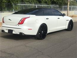 Picture of 2011 Jaguar XJL Supercharged located in Scottsdale Arizona Offered by Russo and Steele - MOE8