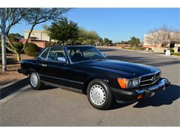 Picture of '89 Mercedes-Benz 560SL located in Arizona Auction Vehicle Offered by Russo and Steele - MOEB
