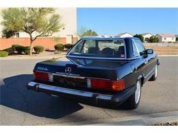 Picture of '89 Mercedes-Benz 560SL located in Scottsdale Arizona - MOEB