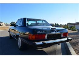 Picture of '89 560SL located in Arizona Offered by Russo and Steele - MOEB