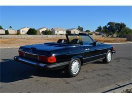 Picture of '89 Mercedes-Benz 560SL located in Arizona - MOEB