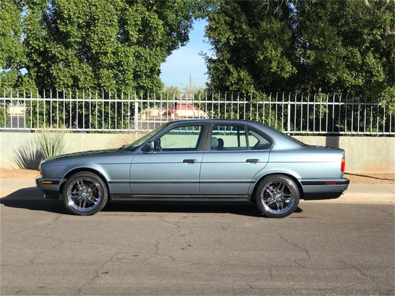 Large Picture of '89 525i - MOEC