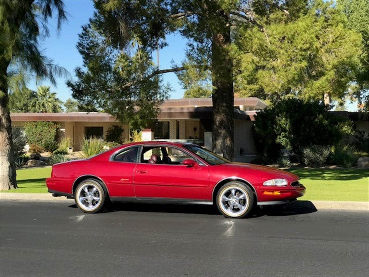 Large Picture of 1996 Riviera Offered by Russo and Steele - MOEE