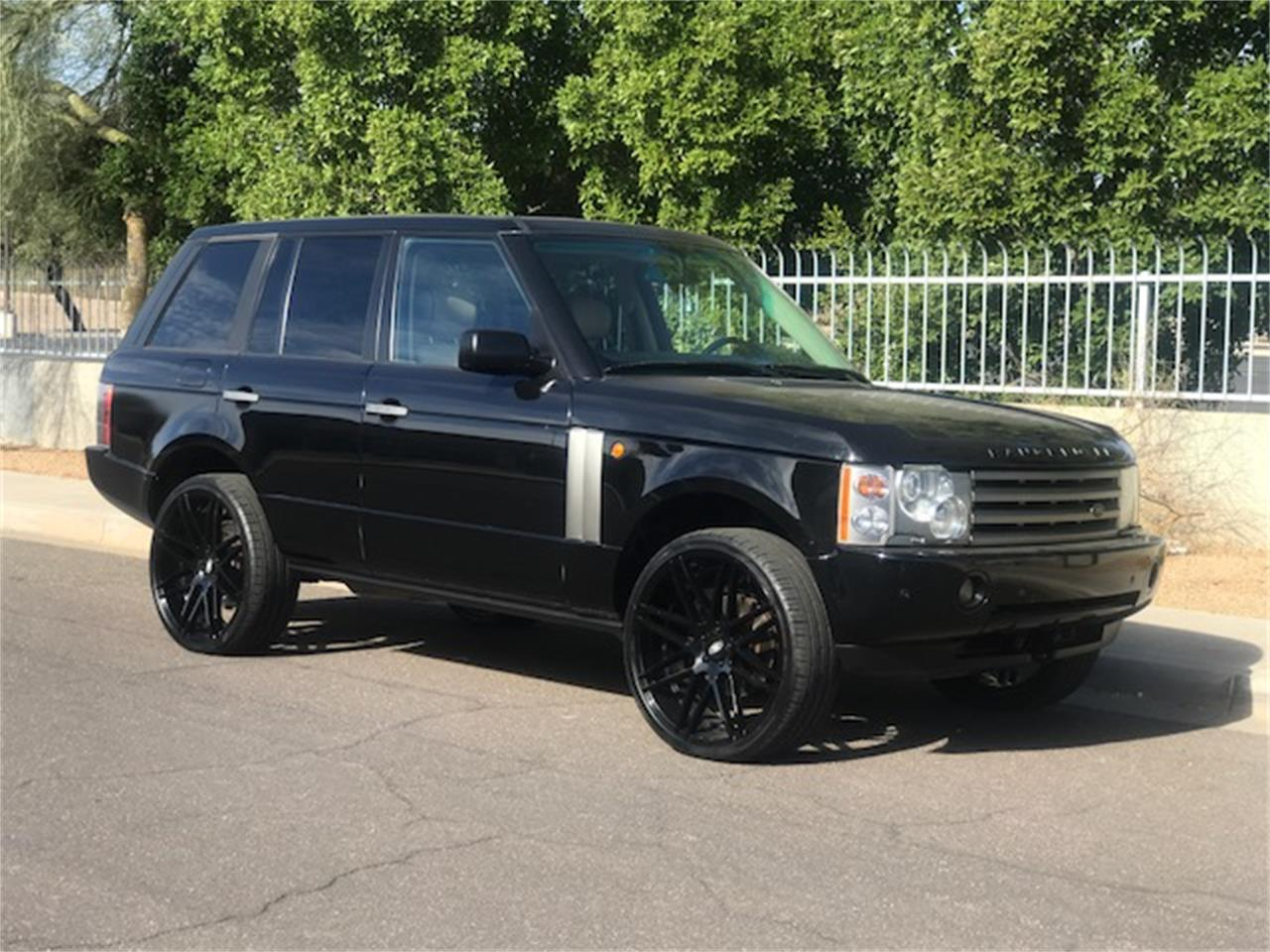 Large Picture of '03 Land Rover Range Rover - MOEG
