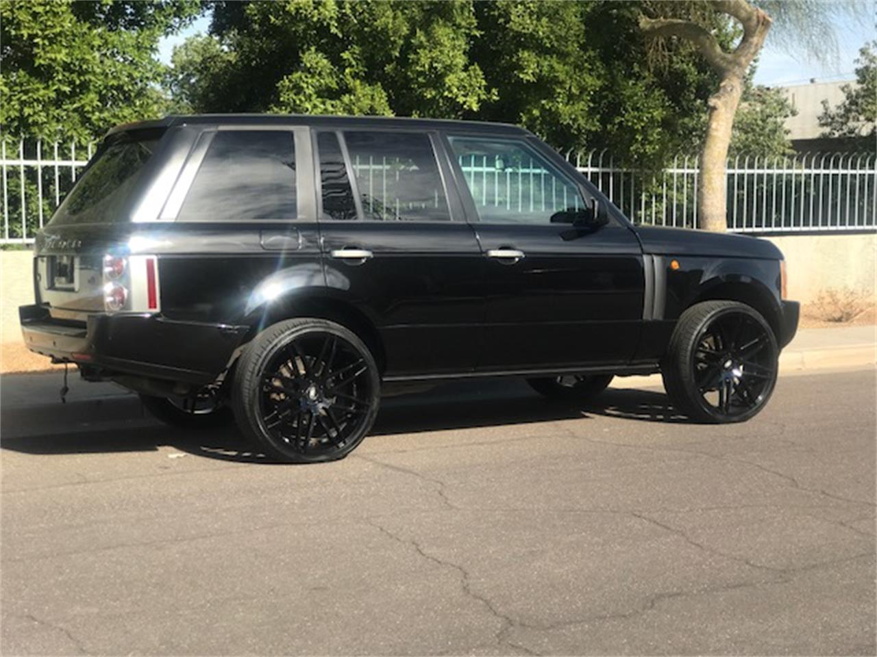 Large Picture of '03 Range Rover Auction Vehicle Offered by Russo and Steele - MOEG