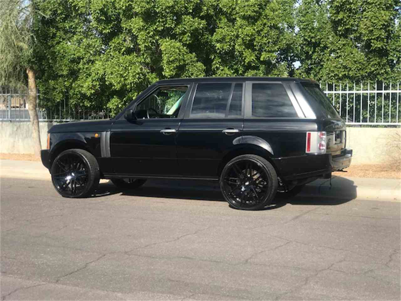 Large Picture of '03 Range Rover - MOEG