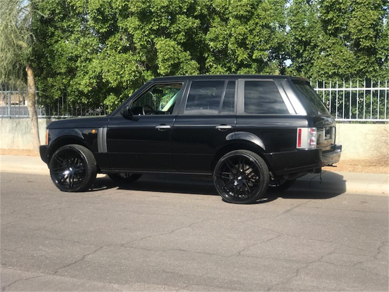 Large Picture of '03 Land Rover Range Rover located in Scottsdale Arizona Offered by Russo and Steele - MOEG