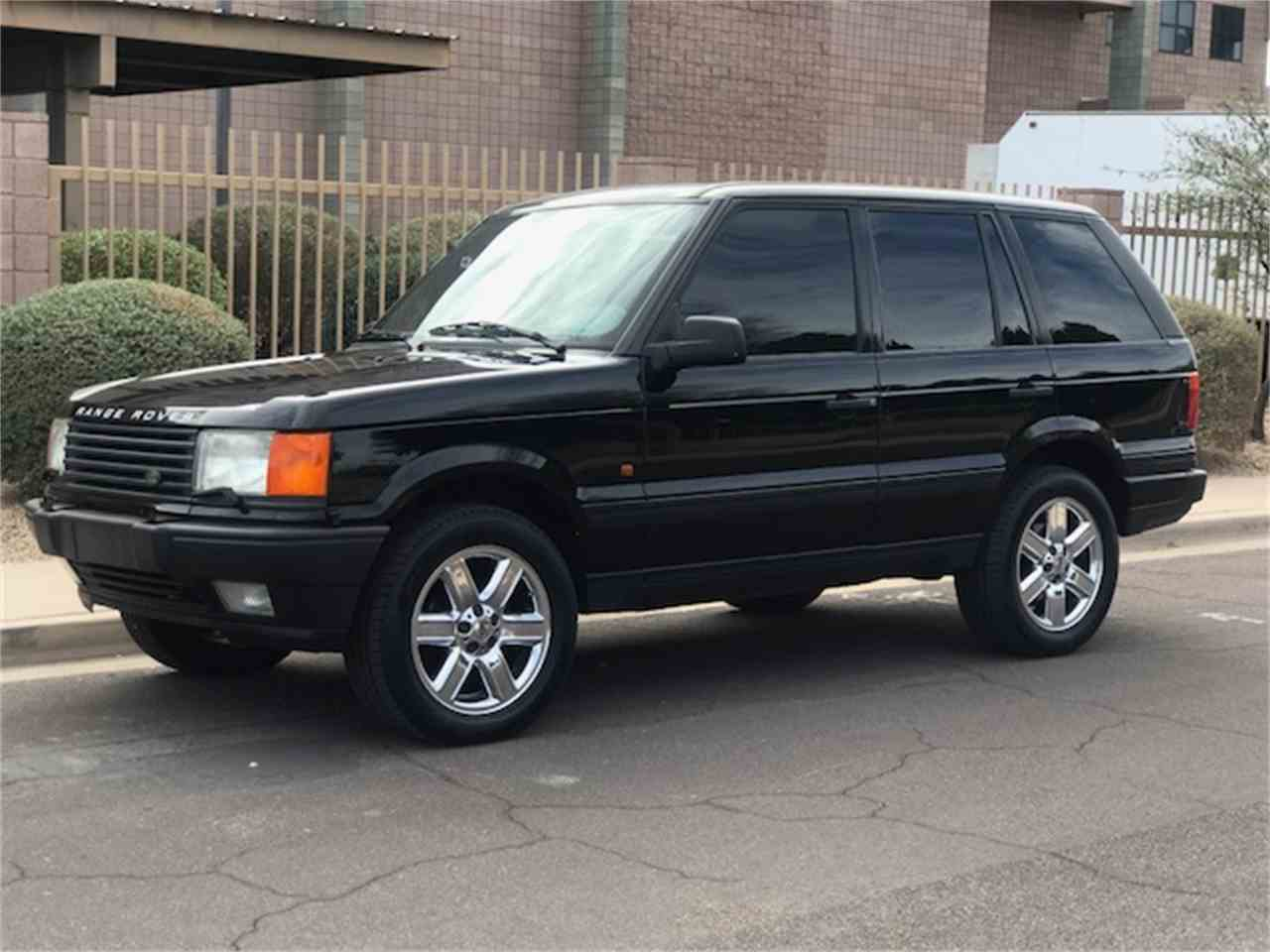 Large Picture of '96 Range Rover - MOEH