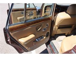 Picture of 1977 Rolls-Royce Silver Shadow Auction Vehicle Offered by Russo and Steele - MOEM