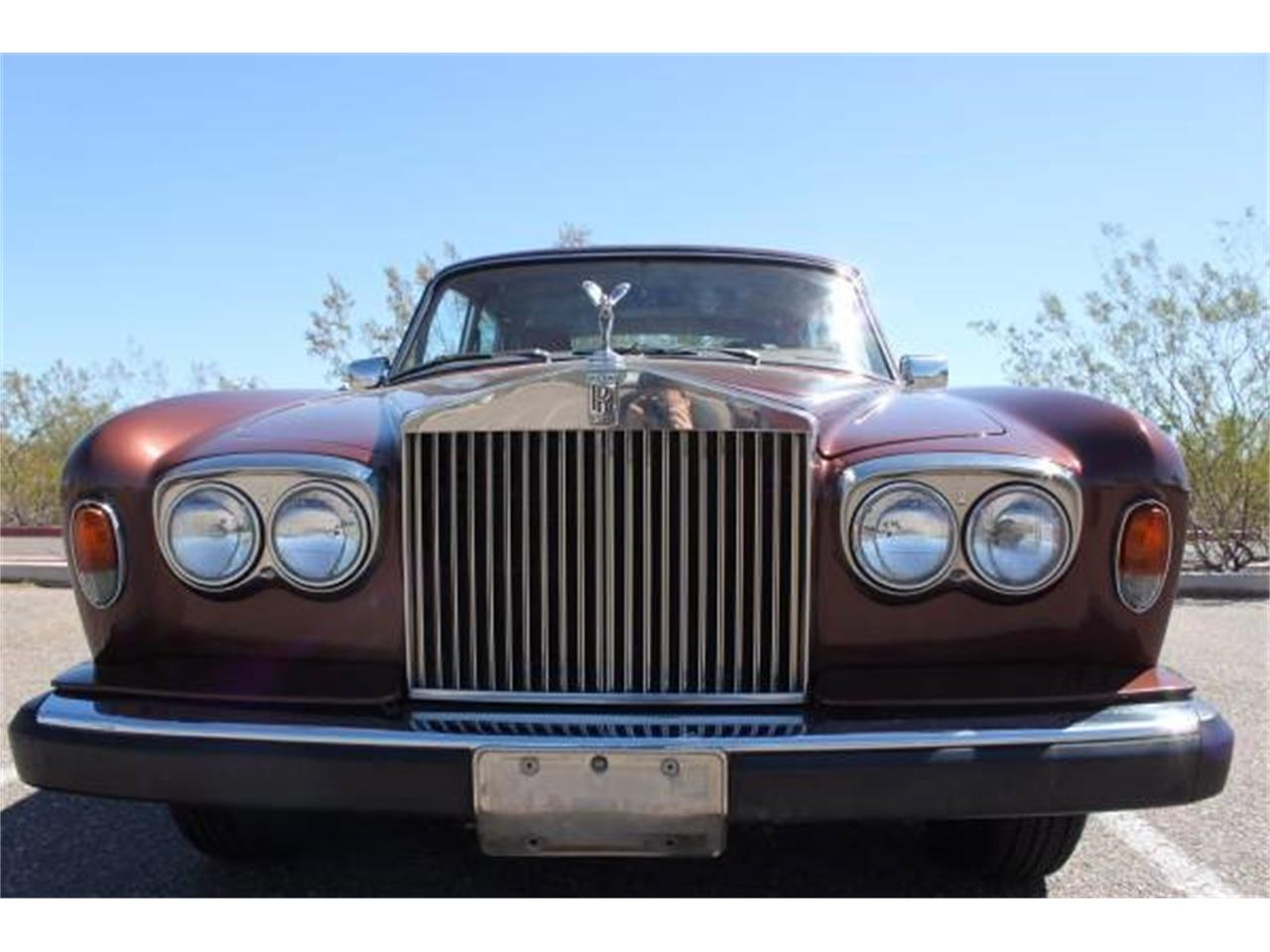 Large Picture of 1977 Rolls-Royce Silver Shadow located in Arizona - MOEM