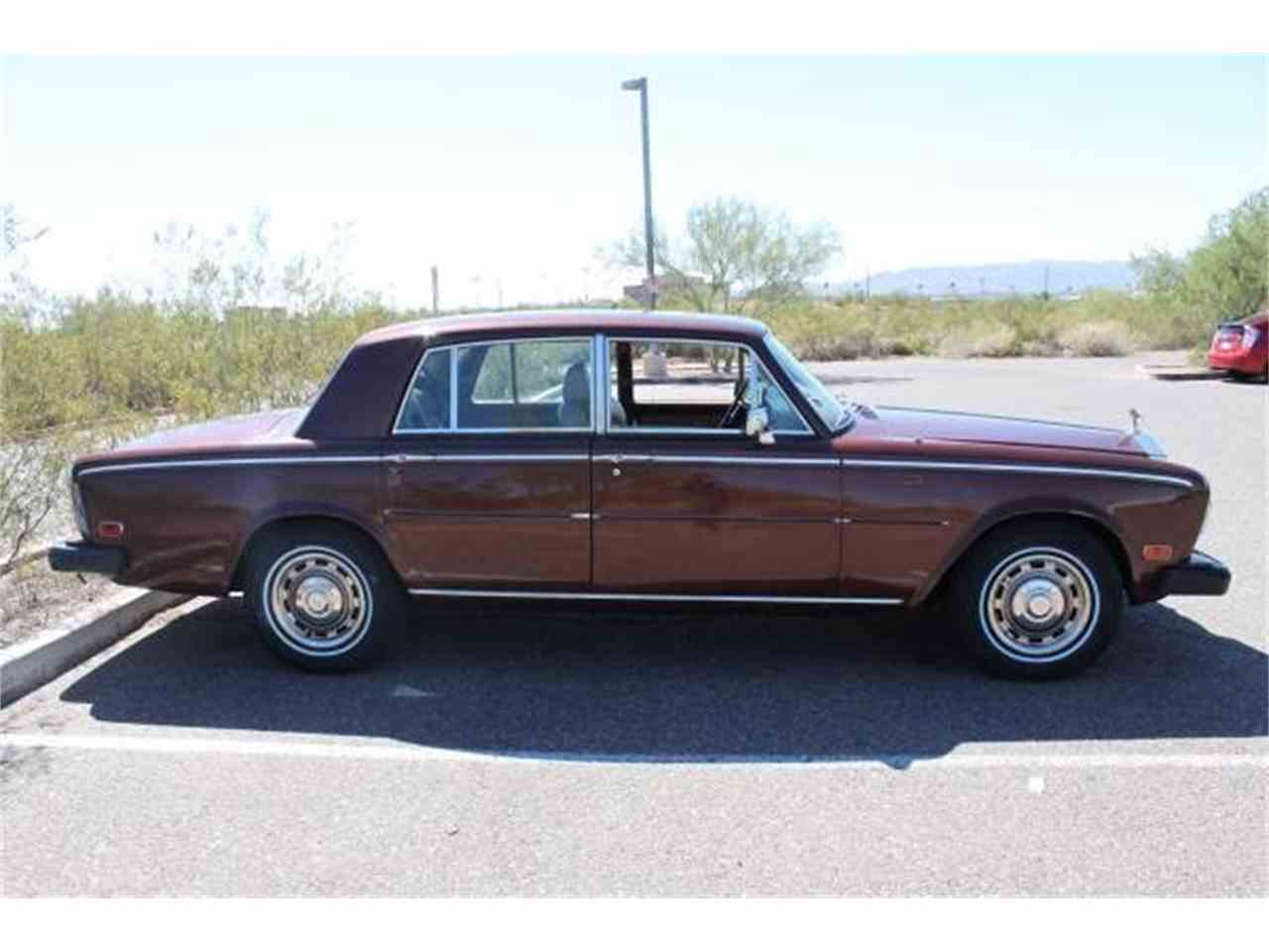 Large Picture of 1977 Silver Shadow located in Arizona Offered by Russo and Steele - MOEM