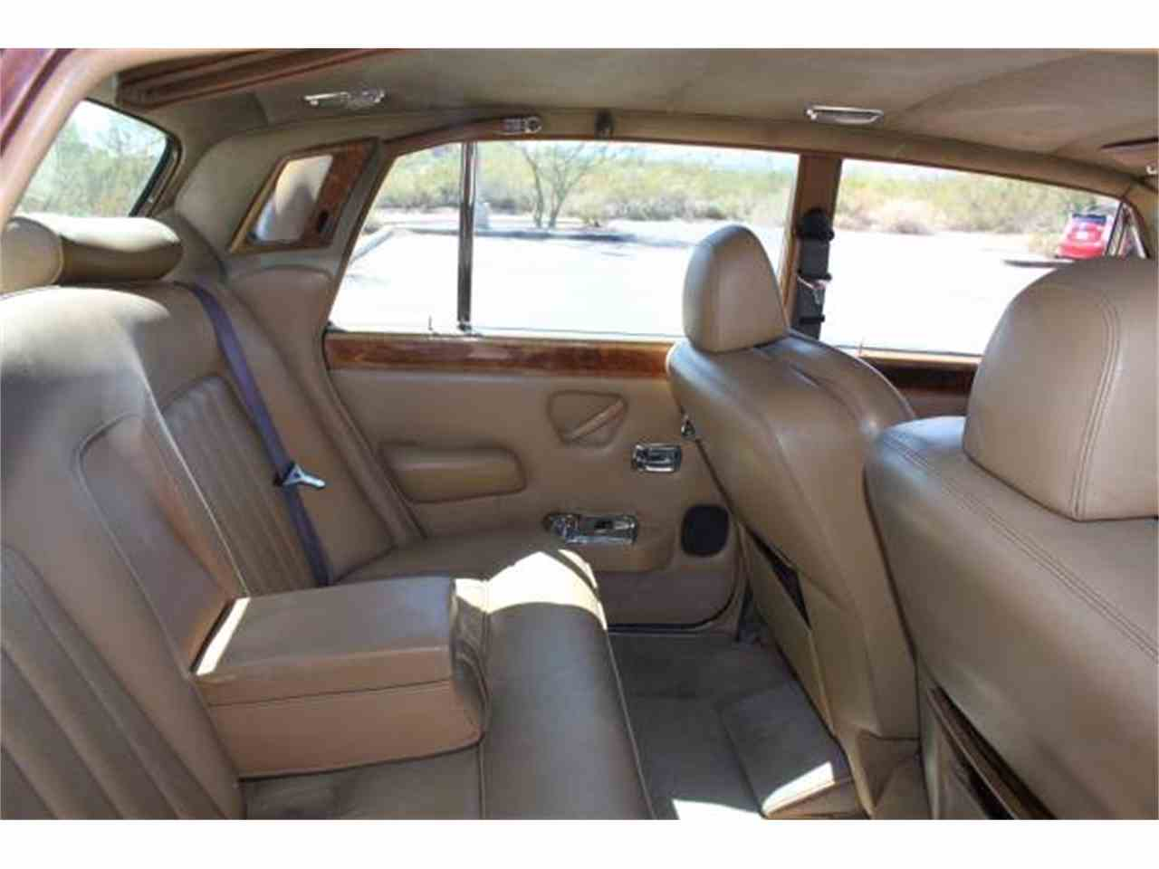 Large Picture of 1977 Rolls-Royce Silver Shadow located in Arizona Auction Vehicle - MOEM