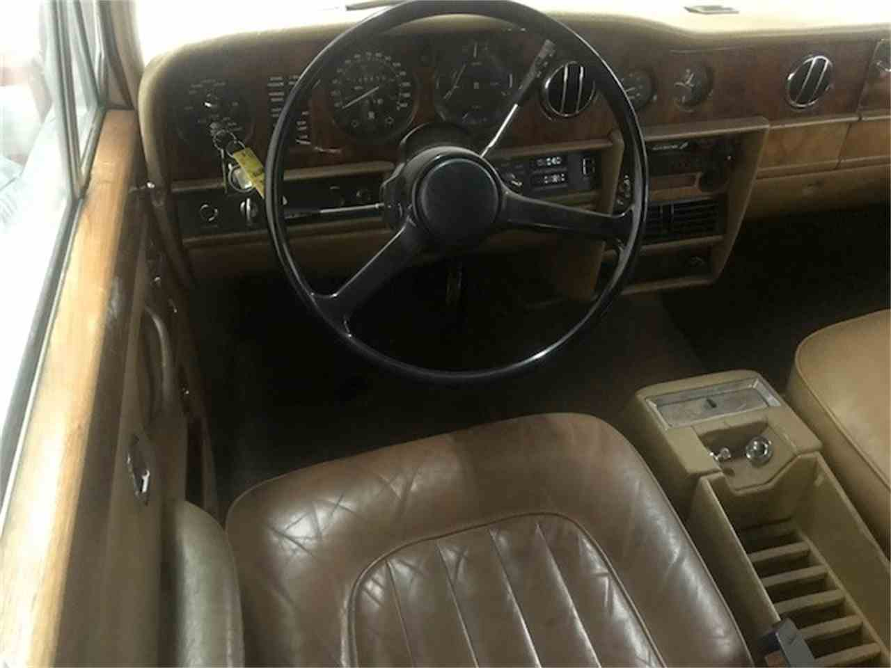 Large Picture of 1977 Silver Shadow located in Scottsdale Arizona Offered by Russo and Steele - MOEM
