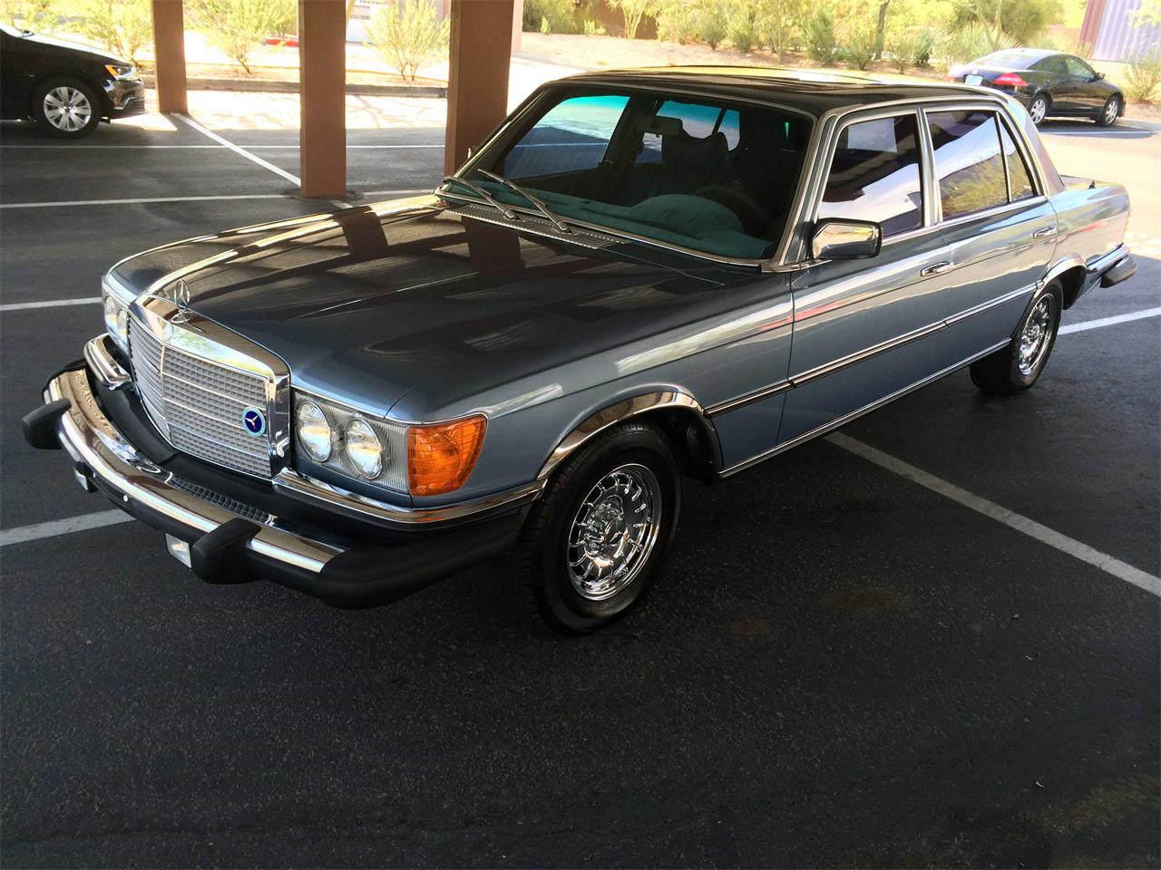 Large Picture of 1978 Mercedes-Benz 450SEL located in Arizona Auction Vehicle Offered by Russo and Steele - MOEN