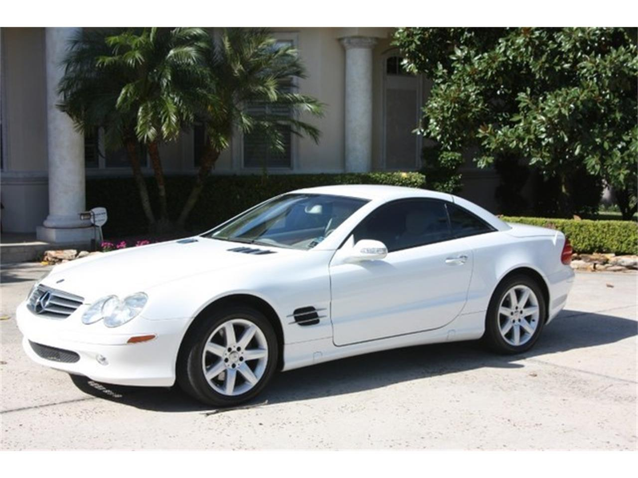 Large Picture of '03 SL500 Auction Vehicle Offered by Russo and Steele - MOES
