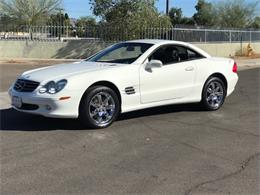 Picture of '03 SL500 Auction Vehicle Offered by Russo and Steele - MOES