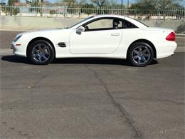 Picture of '03 Mercedes-Benz SL500 located in Arizona Auction Vehicle Offered by Russo and Steele - MOES
