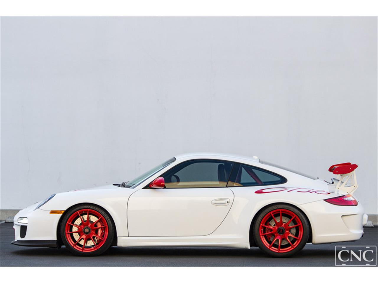 Large Picture of '11 Porsche 911 GT3 RS located in Arizona Auction Vehicle Offered by Russo and Steele - MOET