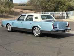 Picture of '81 Continental - MOEW