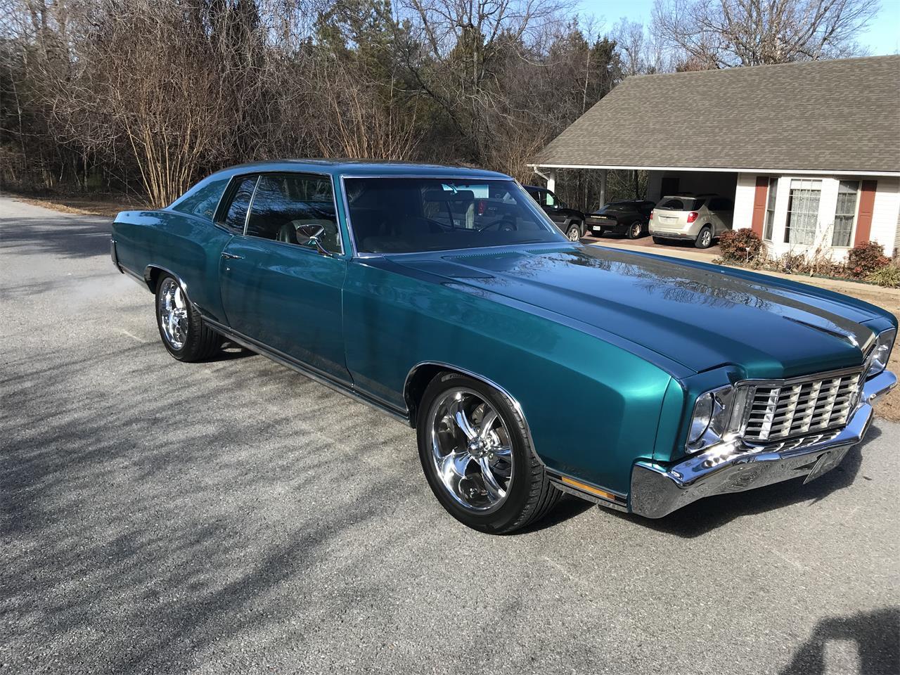 Chevrolet Dealers In Arkansas >> 1972 Chevrolet Monte Carlo for Sale | ClassicCars.com | CC-1058098