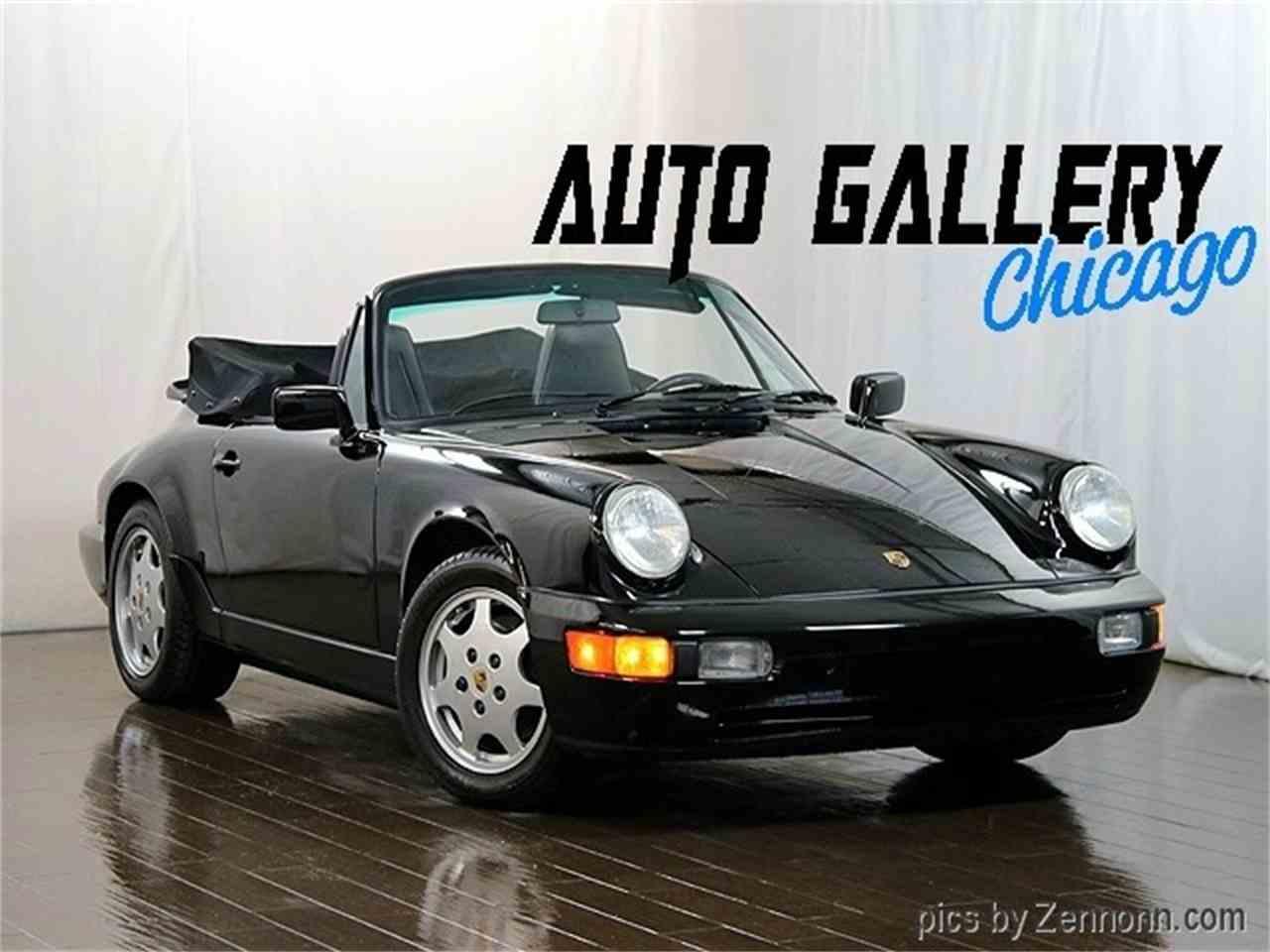1991 Porsche 911 Carrera for Sale | ClicCars.com | CC-1058125