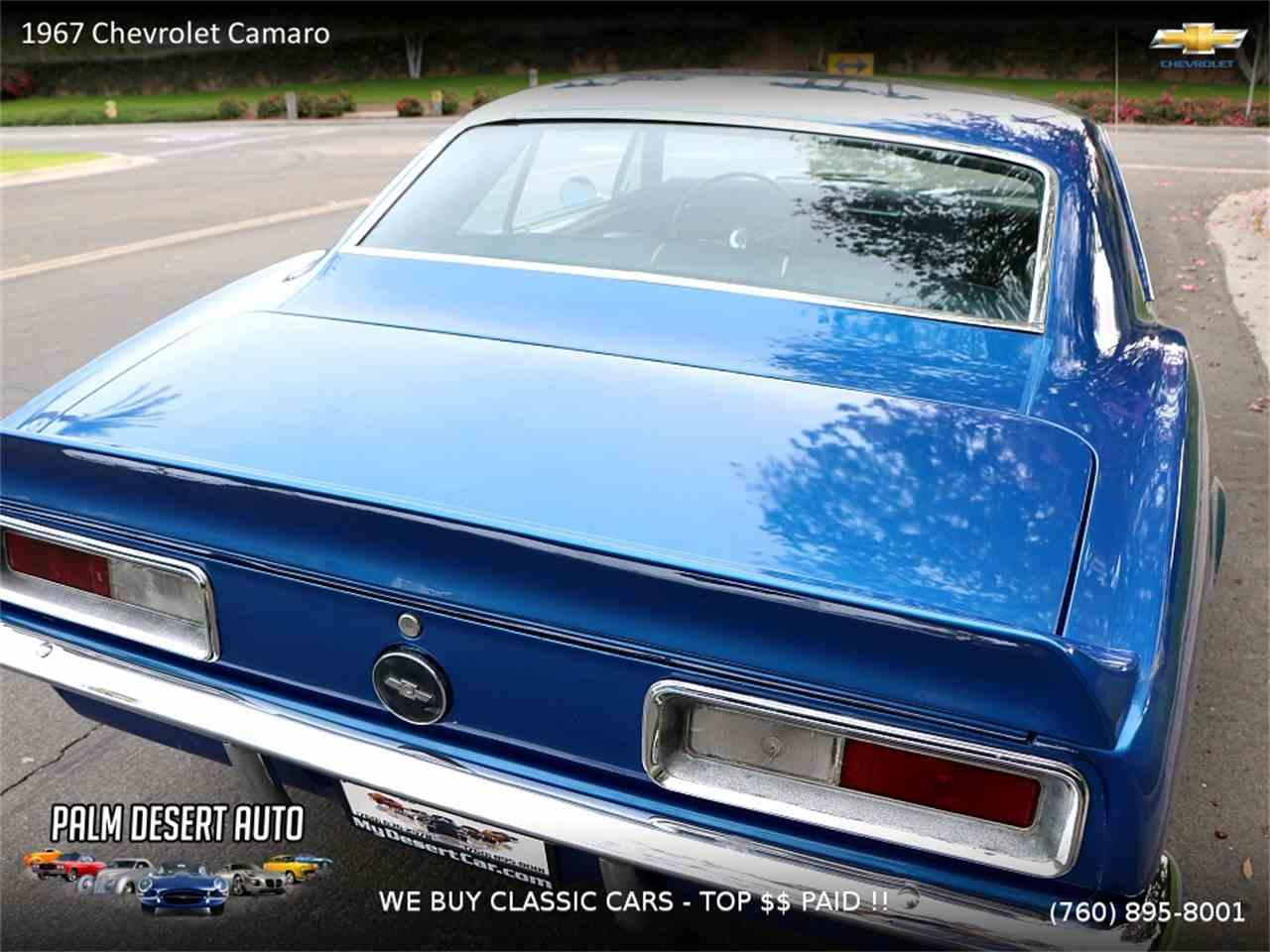 1967 Chevrolet Camaro for Sale | ClassicCars.com | CC-1058183