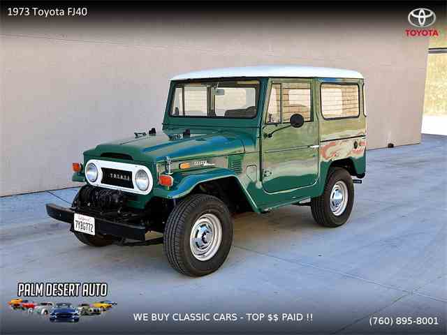 Picture of '73 Land Cruiser FJ - MOI0