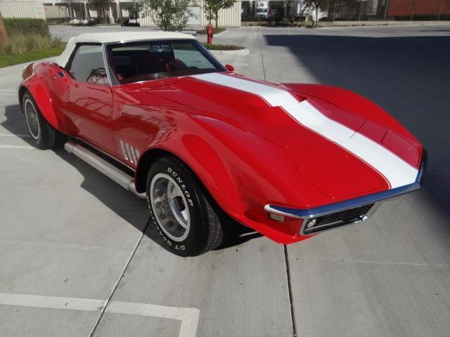 Picture of 1968 Corvette Offered by  - MITF