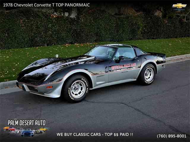 Picture of '78 Corvette - MOIL