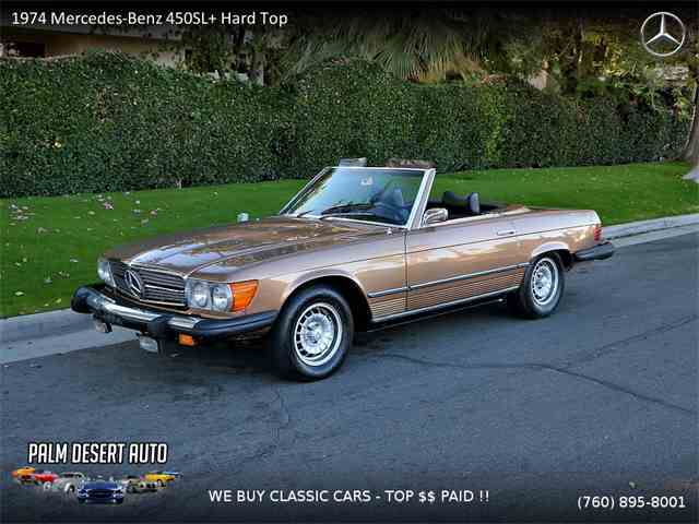 Picture of '74 Mercedes-Benz 450SL - MOIO