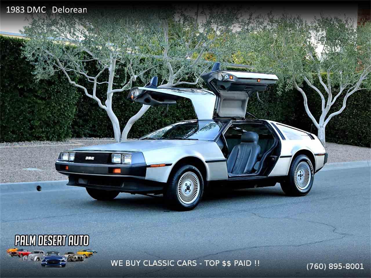 1983 DeLorean DMC-12 for Sale | ClassicCars.com | CC-1058211