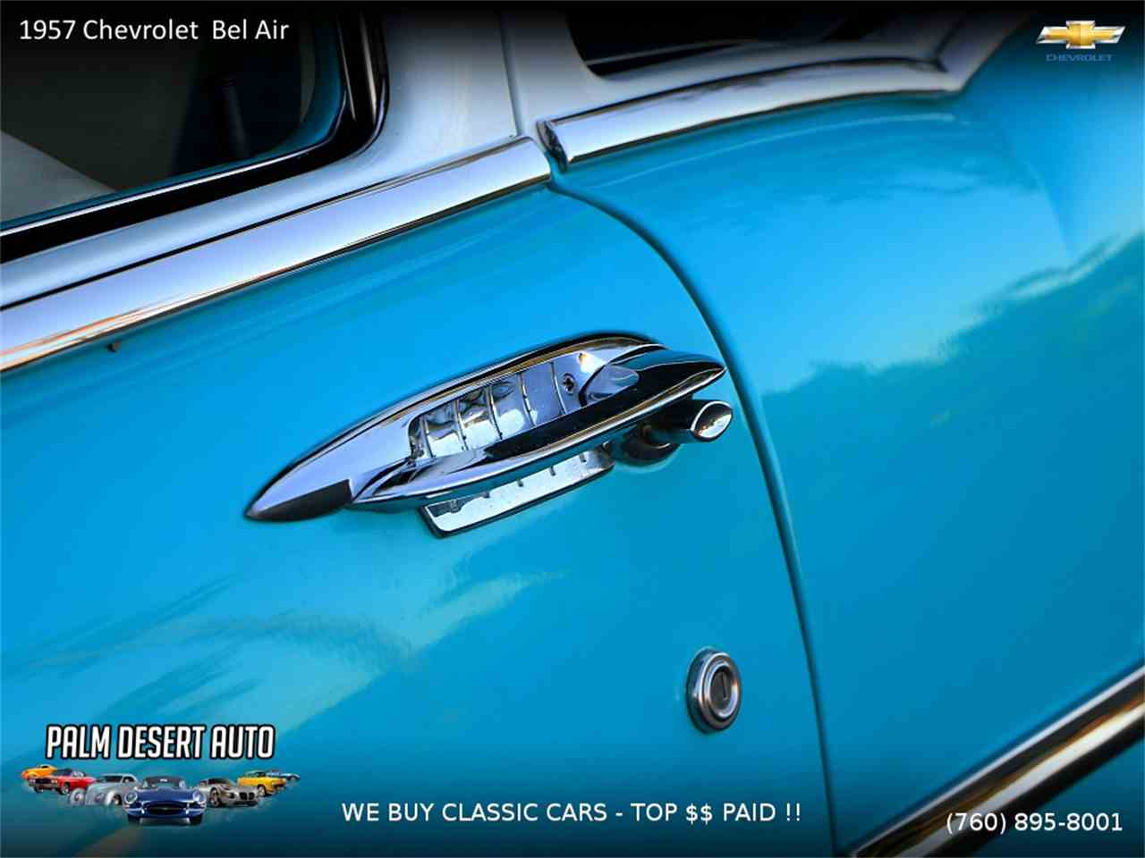 1957 Chevrolet Bel Air for Sale | ClassicCars.com | CC-1058219
