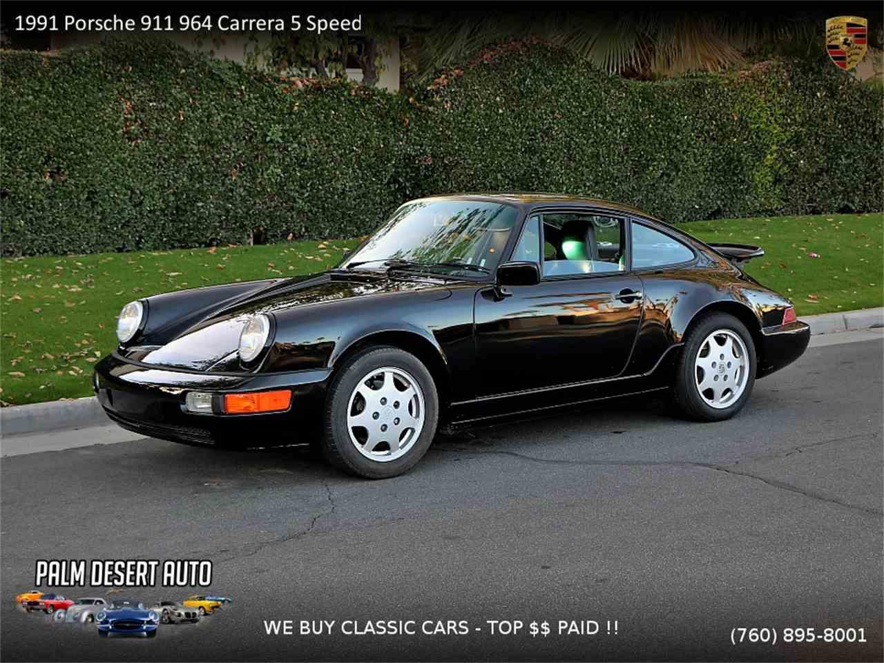 1991 Porsche 964 Carrera for Sale | ClicCars.com | CC-1058221