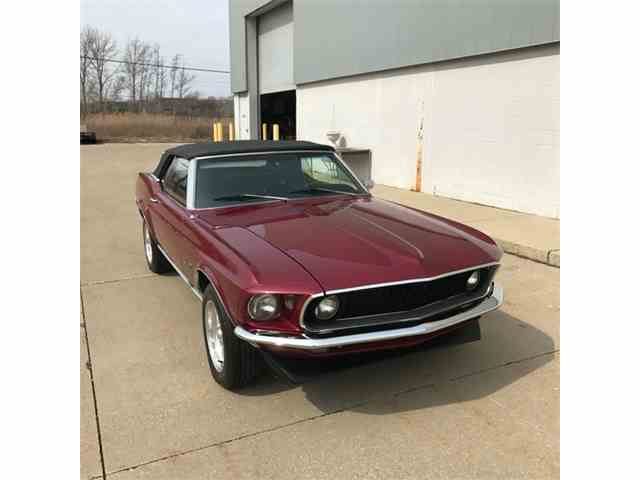 Picture of '69 Ford Mustang - $19,900.00 Offered by More Muscle Cars - MOJF