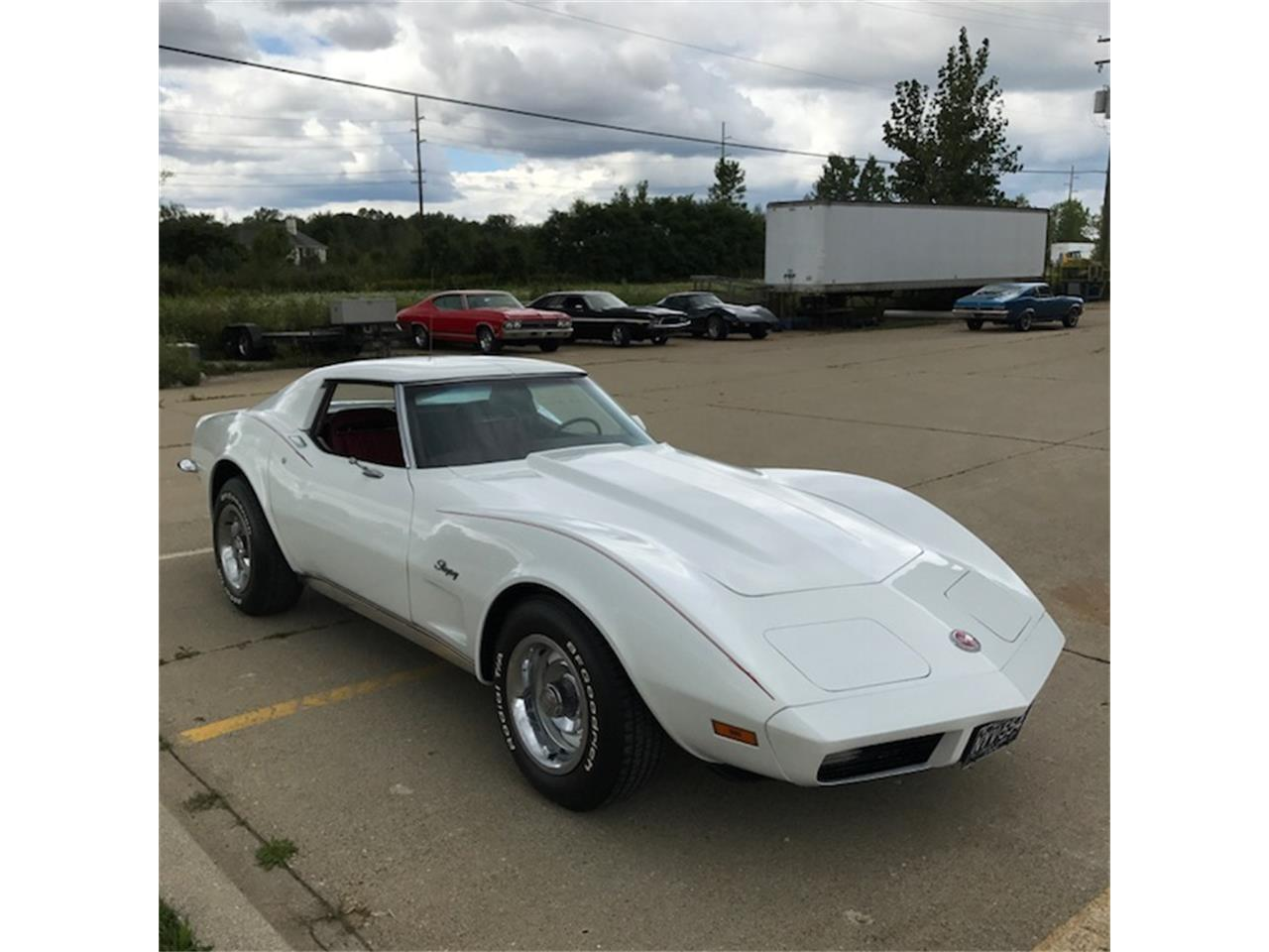 Large Picture of 1973 Corvette located in Florida - MOJH