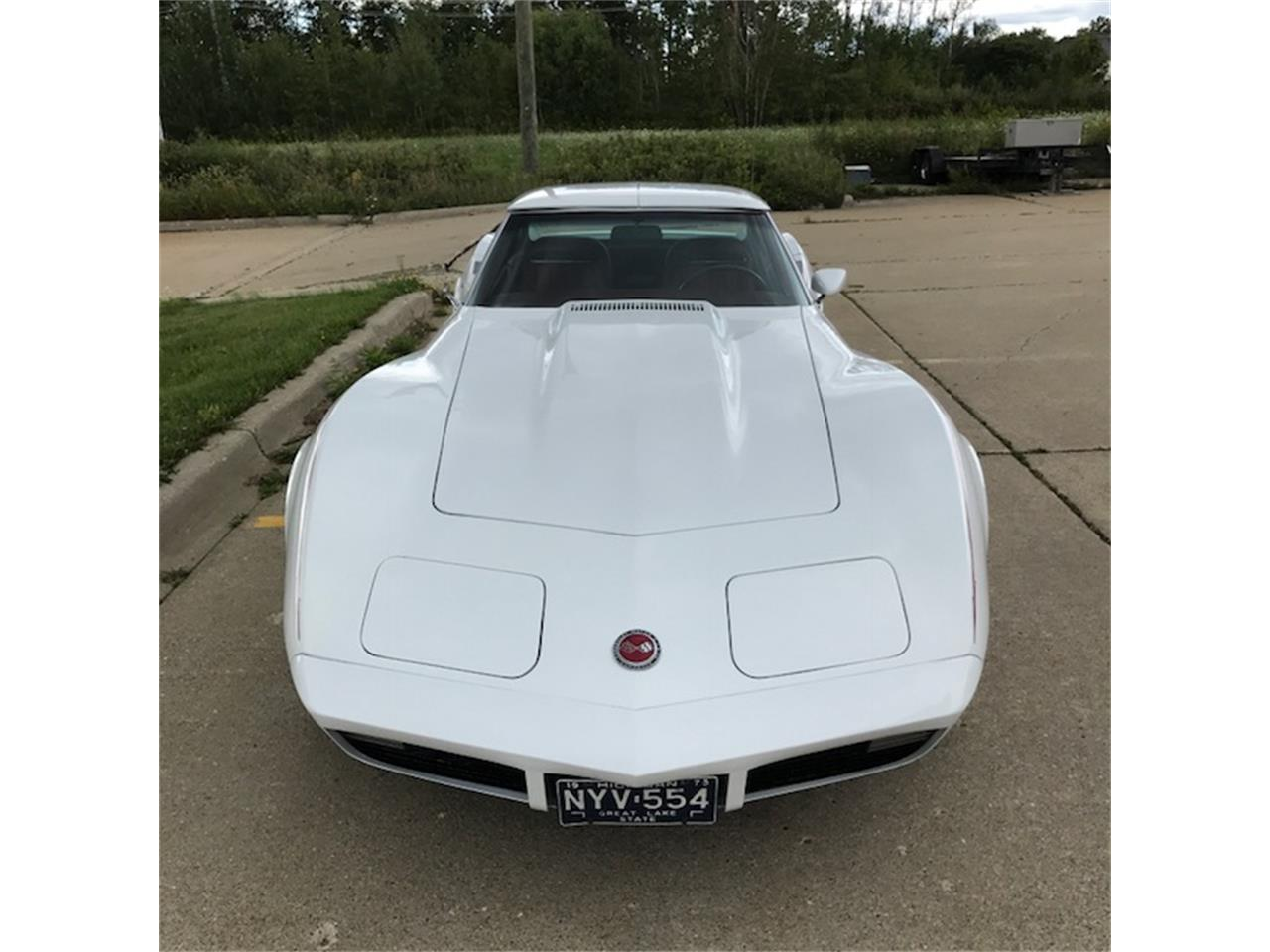 Large Picture of Classic '73 Chevrolet Corvette located in Fort Myers/ Macomb, MI Florida - $18,900.00 - MOJH