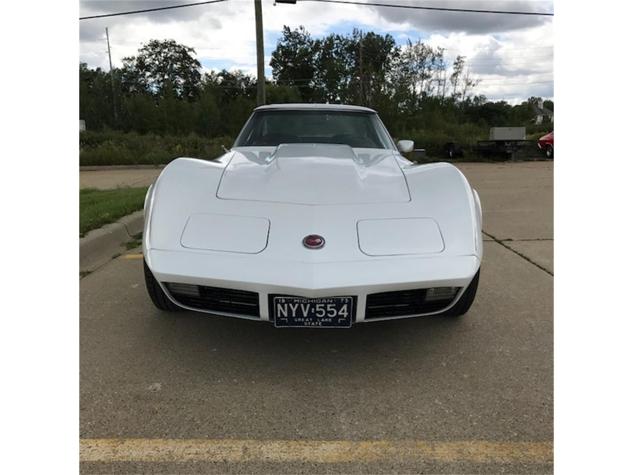 Large Picture of Classic '73 Chevrolet Corvette located in Florida - MOJH