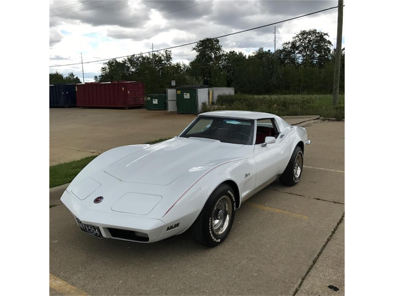 Large Picture of 1973 Chevrolet Corvette Offered by More Muscle Cars - MOJH