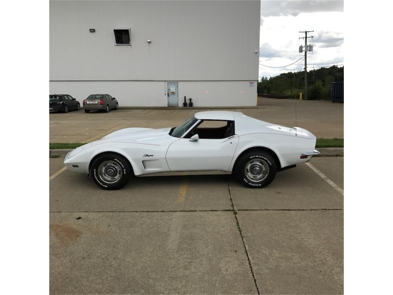 Large Picture of Classic '73 Chevrolet Corvette - $18,900.00 - MOJH