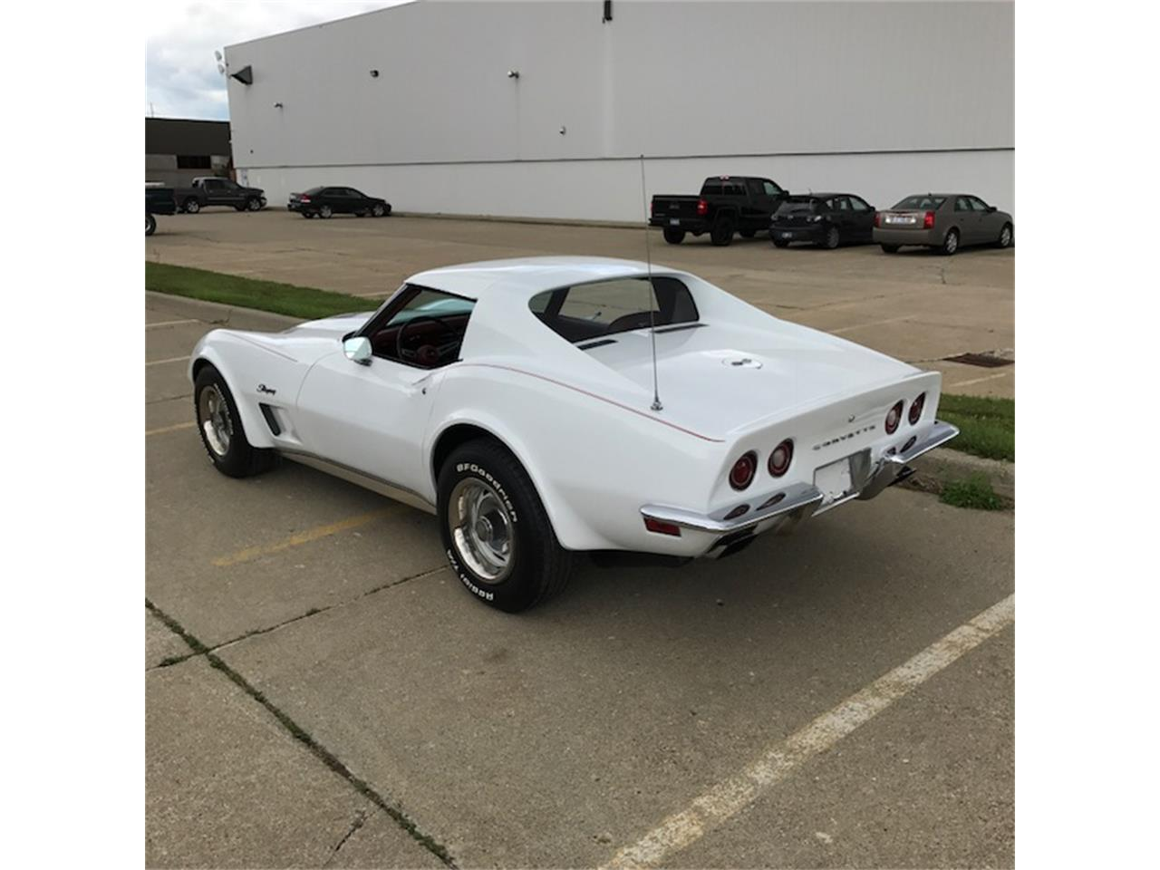 Large Picture of '73 Corvette - MOJH