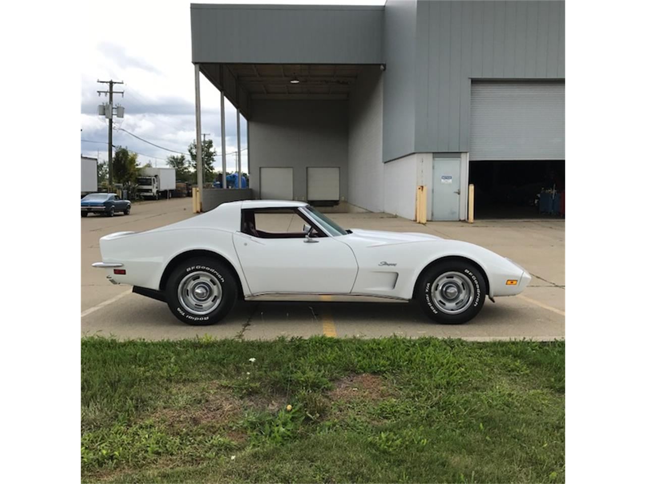 Large Picture of Classic 1973 Chevrolet Corvette - MOJH