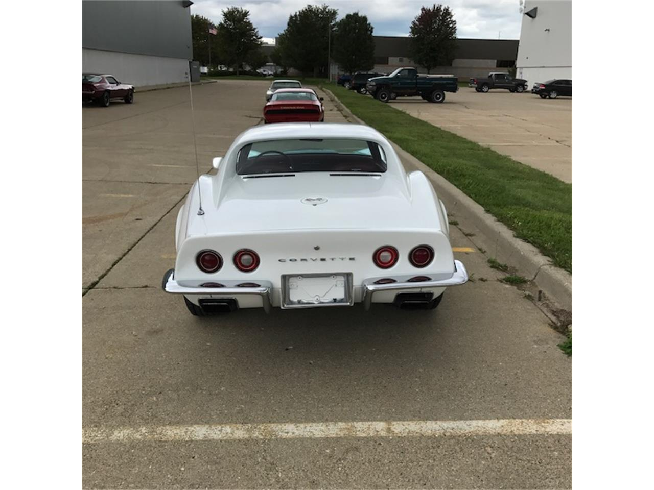 Large Picture of Classic '73 Chevrolet Corvette located in Florida Offered by More Muscle Cars - MOJH