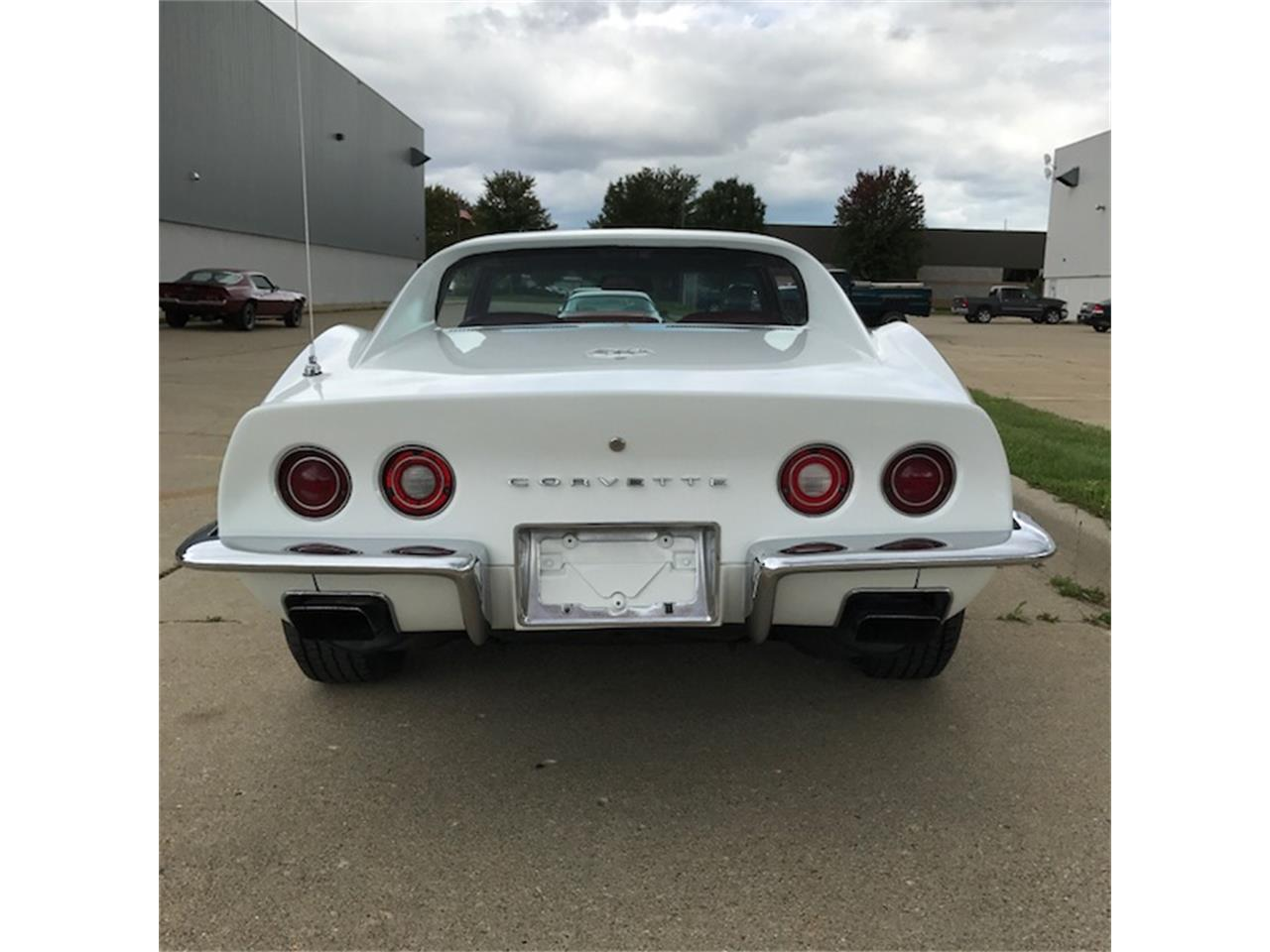 Large Picture of '73 Chevrolet Corvette - $18,900.00 - MOJH