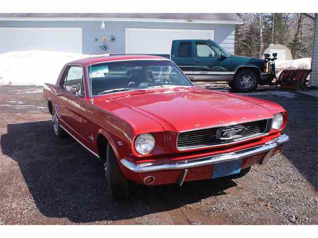Picture of Classic 1966 Ford Mustang located in Poplar WISCONSIN - $15,000.00 - MOJN
