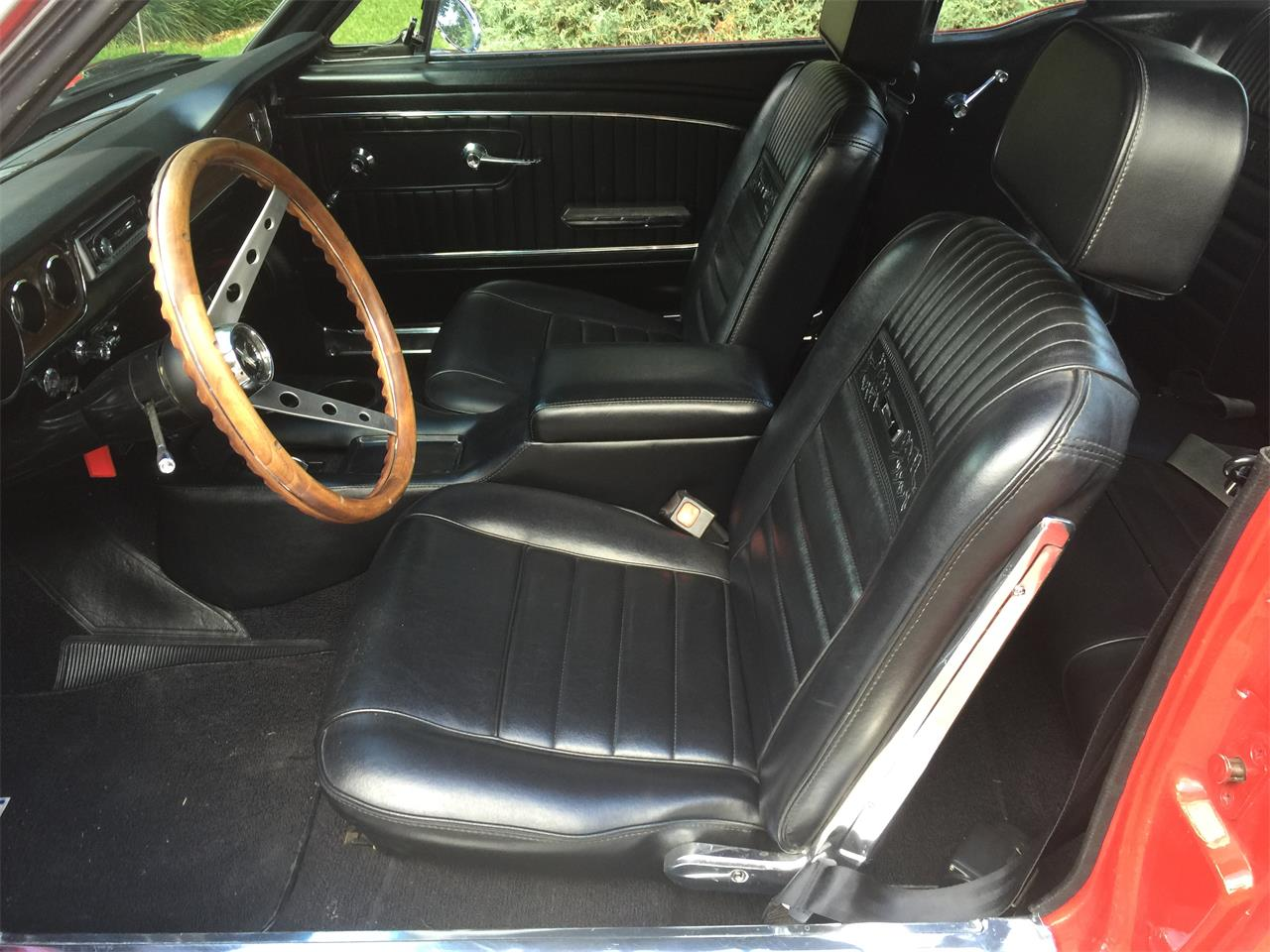 Large Picture of Classic '65 Ford Mustang located in Bakersfield California - $24,000.00 - MOJX