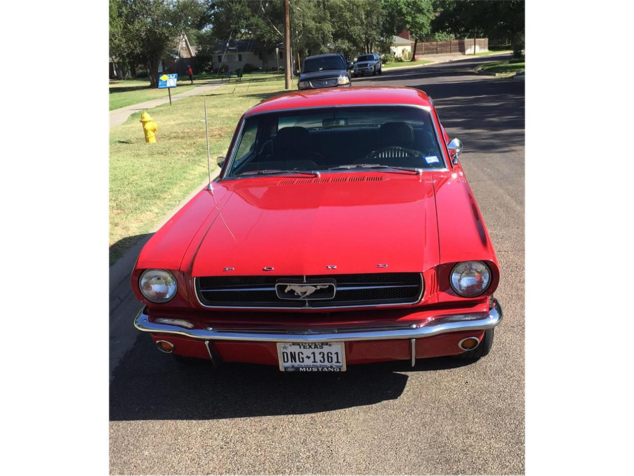 Large Picture of 1965 Ford Mustang located in California Offered by a Private Seller - MOJX