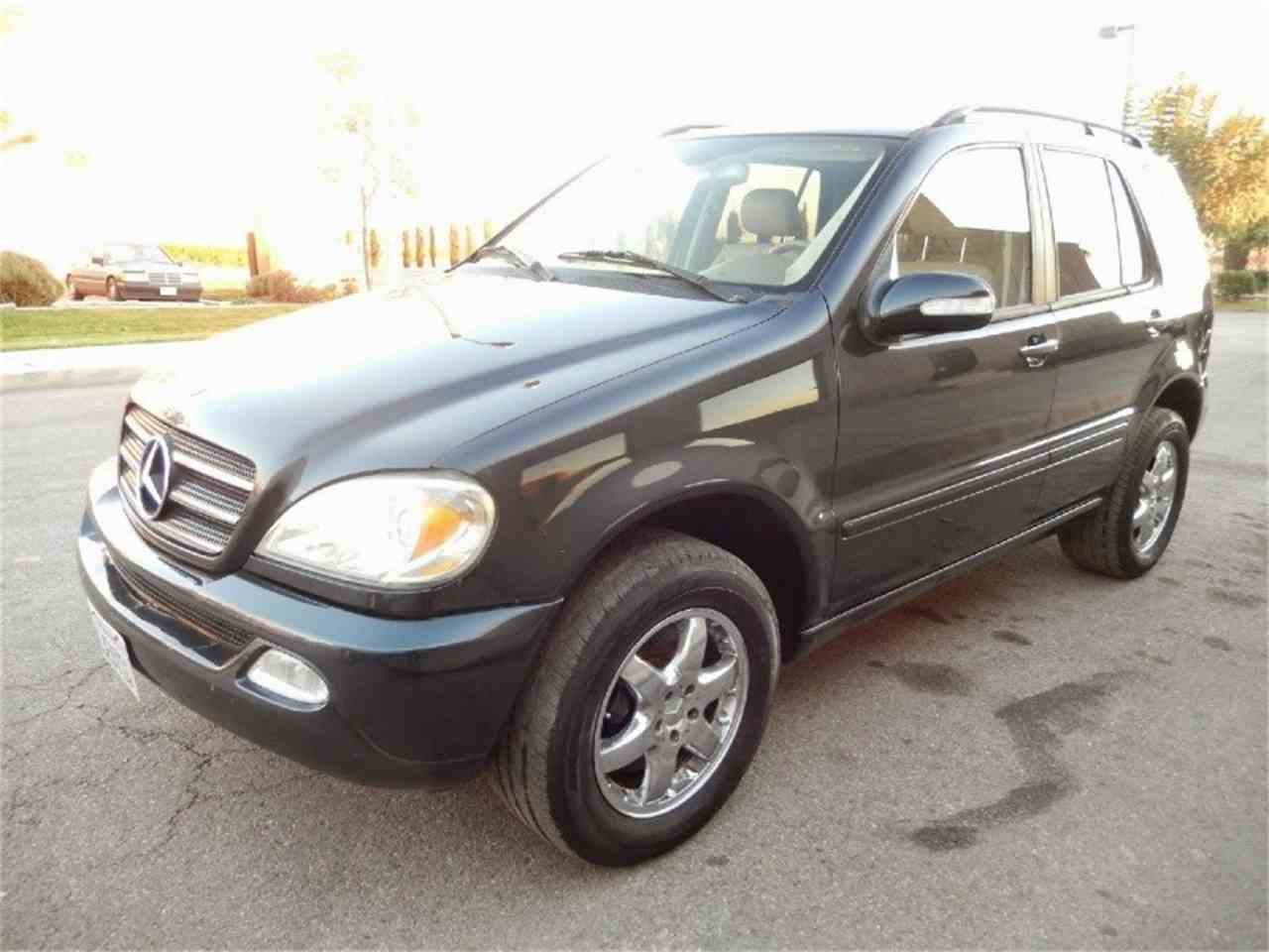 2002 mercedes benz ml500 for sale cc for Mercedes benz ontario ca