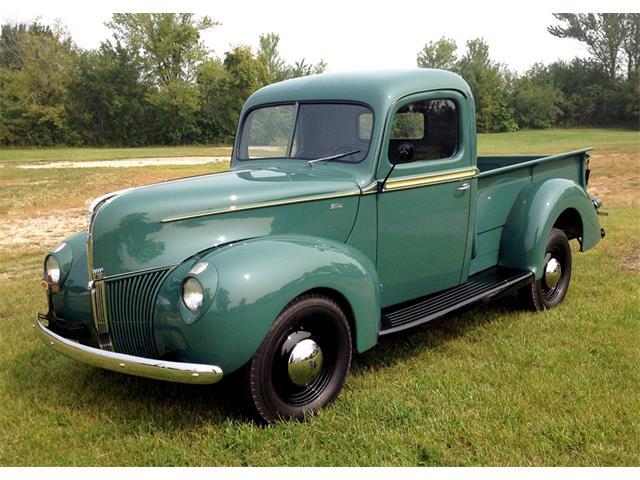 Picture of '40 1/2 Ton Pickup - MOKG