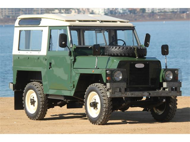 Picture of '78 Series IIA - MOKL