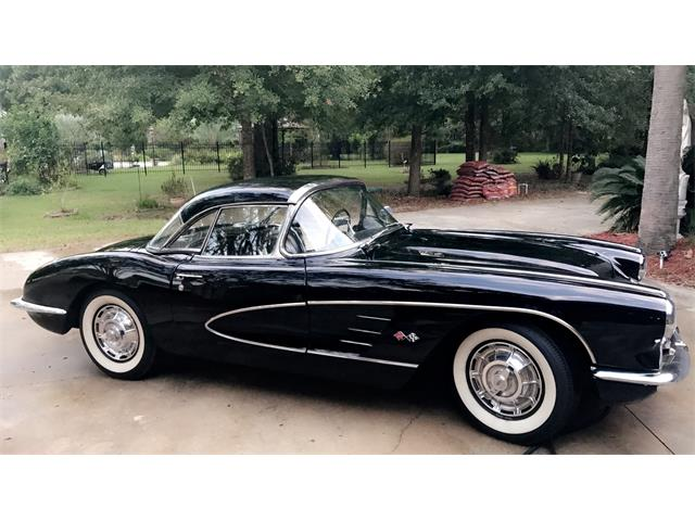 Picture of '59 Corvette located in Ponchatoula  Louisiana - $65,000.00 Offered by a Private Seller - MOKP